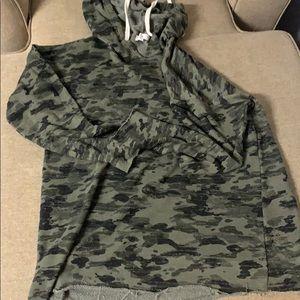 Socialite Army sweatshirt